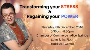 Stress Management Alice Springs