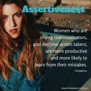 Assertive Women