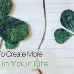 4 Ways to Create More Luck In Your Life