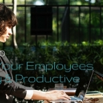 4 Ways to Keep Your Employees Happy and Productive